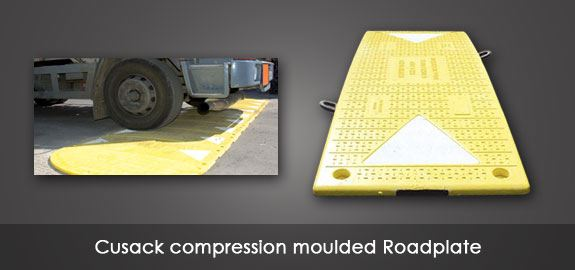 Roadplate