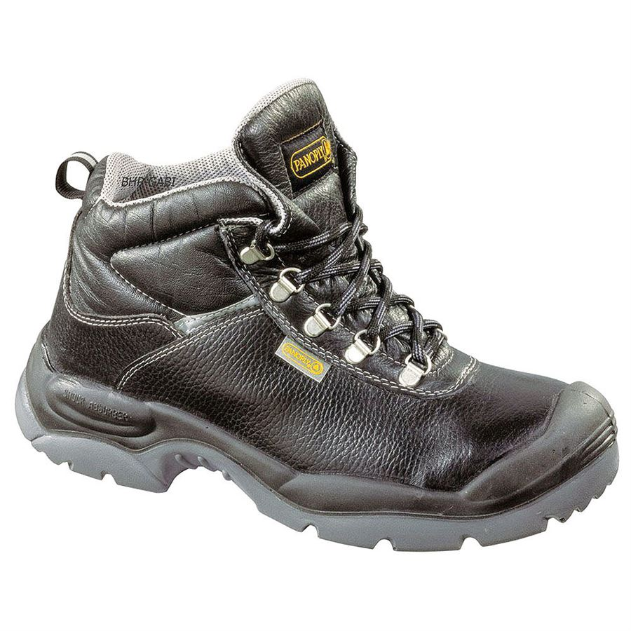 9e7fe422e49 Delta Plus Sault S3 Wide Fitting Safety Boots