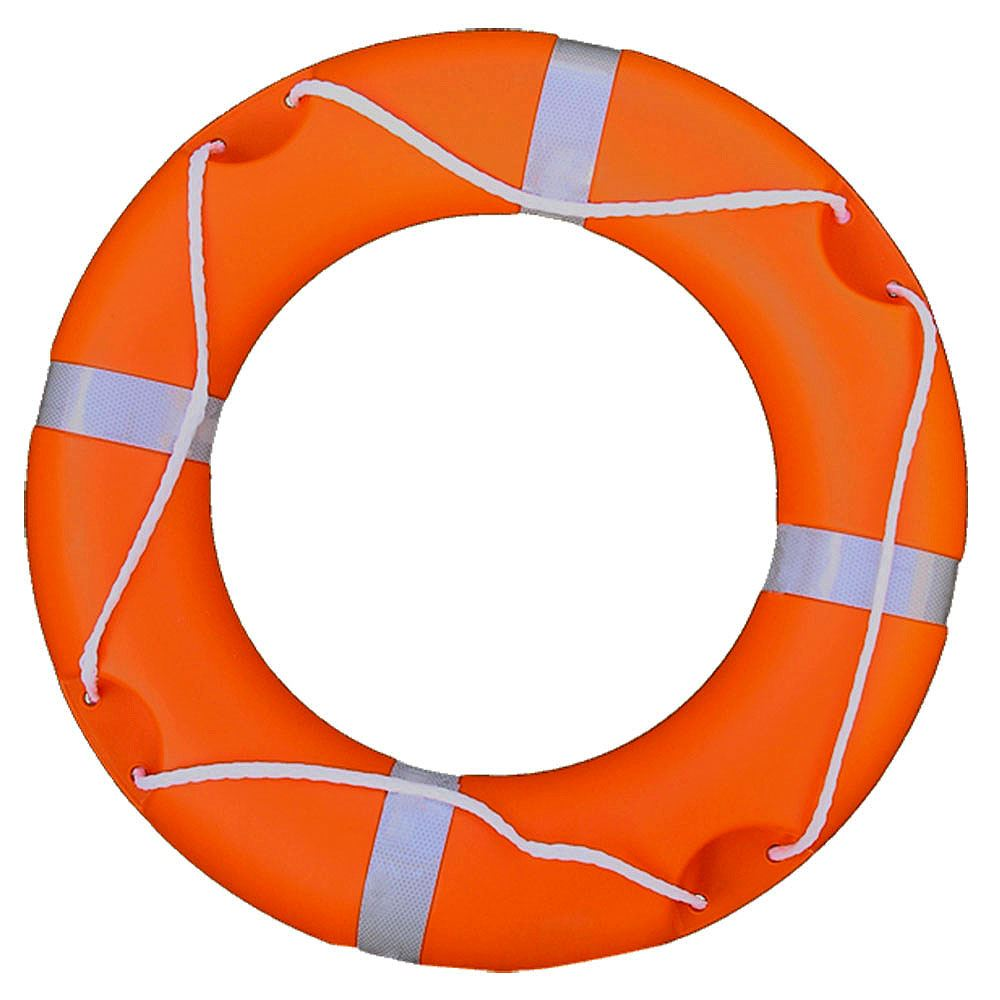 Lifebuoy - 30 inch - Orange - 75cm Approx Diameter