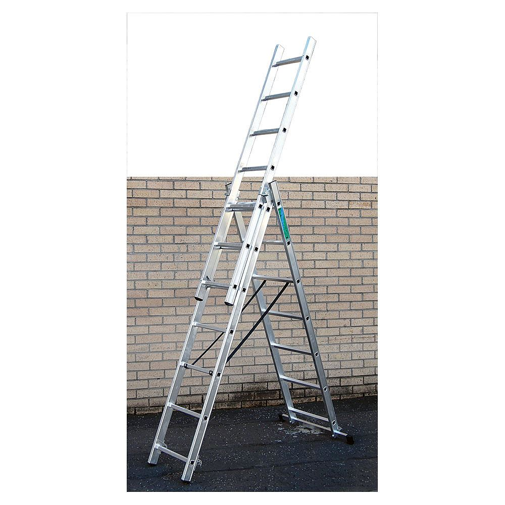 Reach-A-Light Ladder