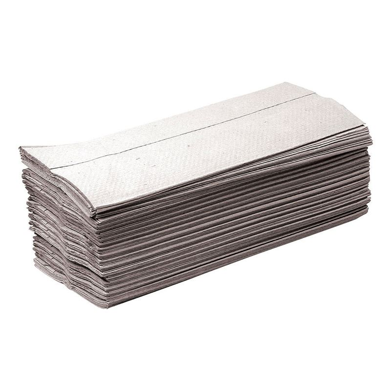 White Z Fold Paper Hand Towels