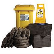 Spill Response Kits and Bins