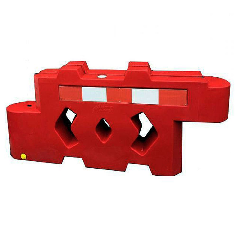 Bison Barrier System - 1m x 600mm - Red
