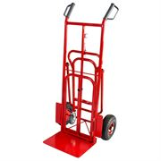 Heavy Duty Three Way Sack Truck - 300 kg Capacity
