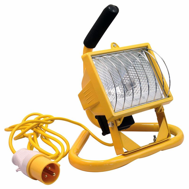 Floor Flood Light - 110V