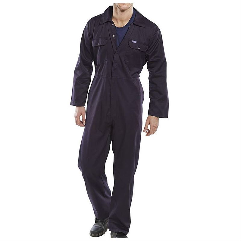 Boiler Suit Coverall - Navy