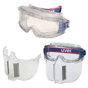 Uvex Ultravision Safety Goggles | Face Shield