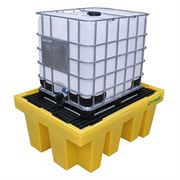 Ecospill Single IBC Spill Pallet - 176 x 135 x 71cm