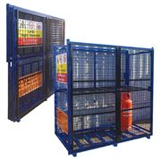 One Piece Folding Cage - 1680mm x 880mm x 1780mm