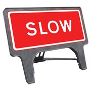 CuStack Slow Sign - 1050 x 450mm