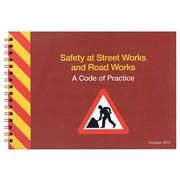 Safety at Street Works and Road Works - A Code of Practice