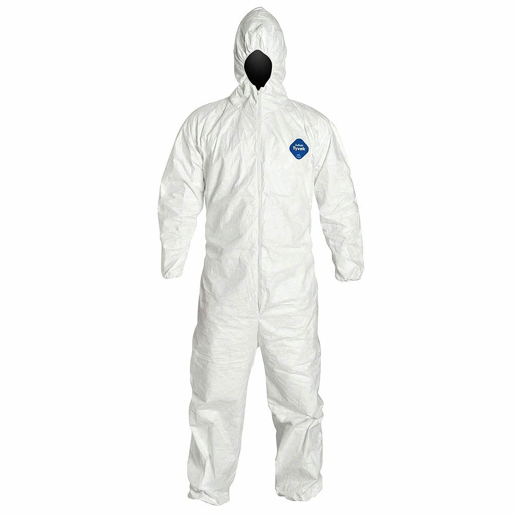 Tyvek Hazardous Protection Disposable Overall
