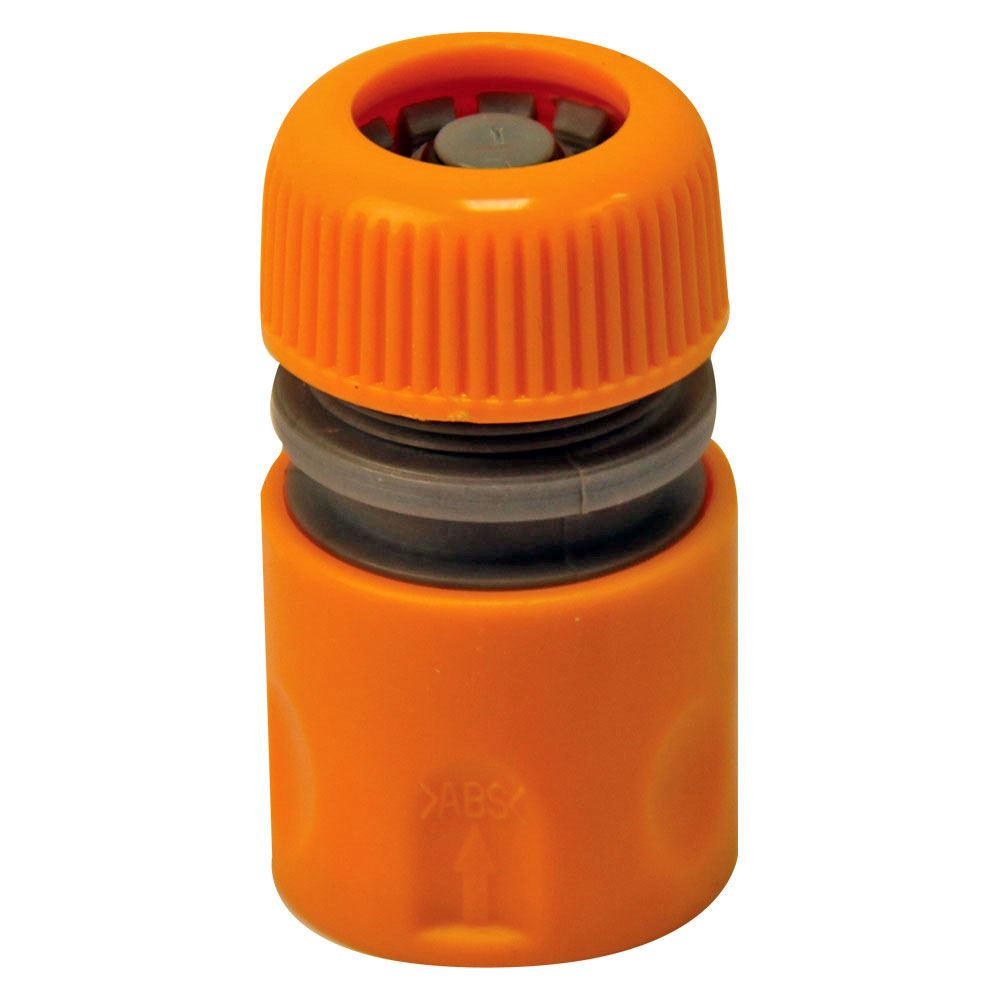 Hose Stop Connector - 1/2 inch