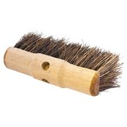 Bass Broom Head - 13 inch - Round Back