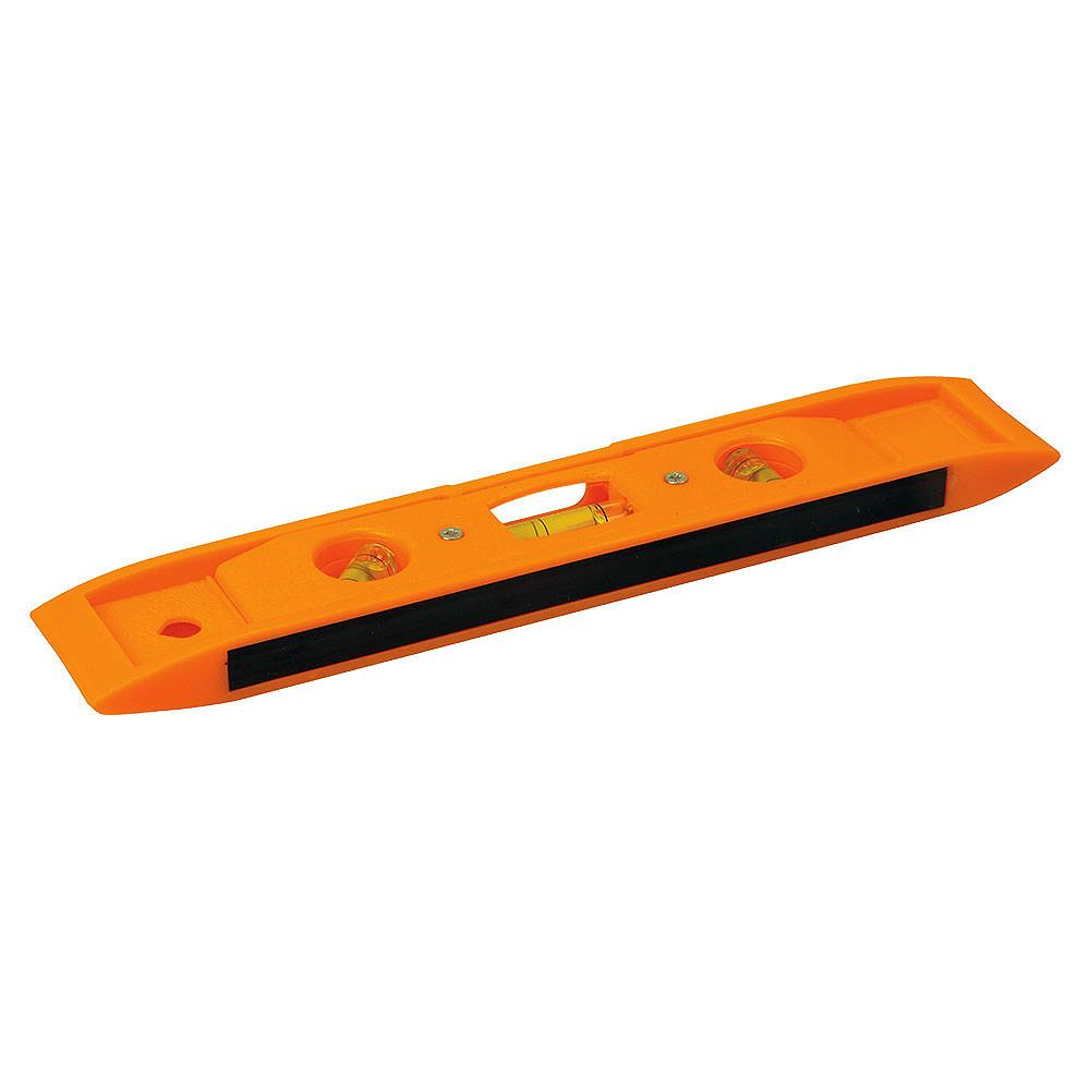 Magnetic Boat Spirit Level - 9 inch