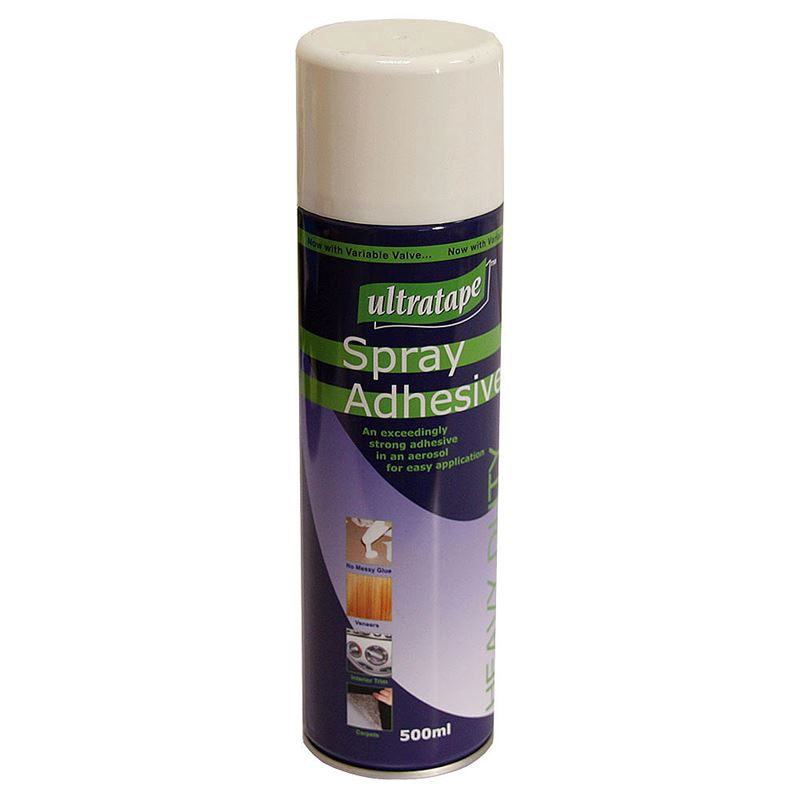 Adhesive Spray - 500ml