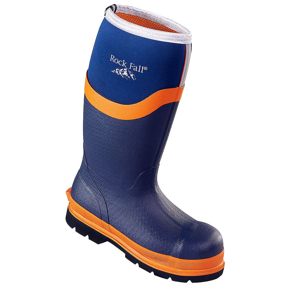 Rock Fall Silt Total Safety Wellingtons Boots