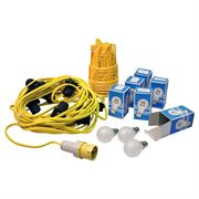 ES (Edison Screw) Festoon Lighting Kit - 25m