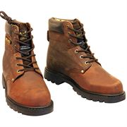 Wood World Crazy Horse Safety Boots