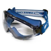 JSP Cosmos - Clear Anti Scratch / Anti Fog Safety Goggles