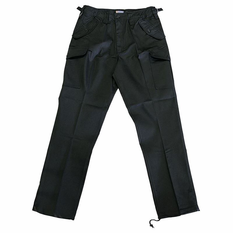 Combat Trousers - Tall Leg - Black