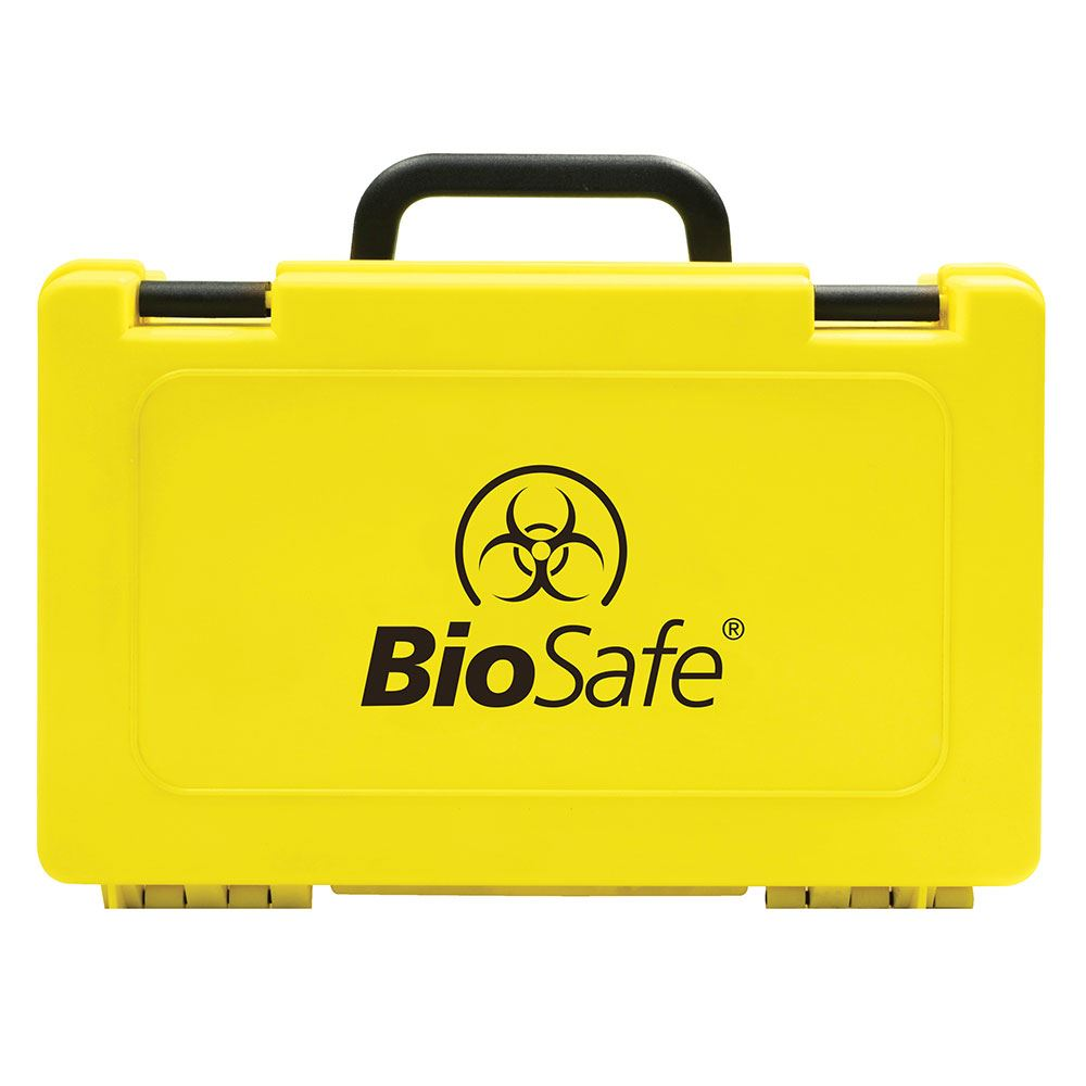BioSafe Multi Use Sharps Disposal Kit