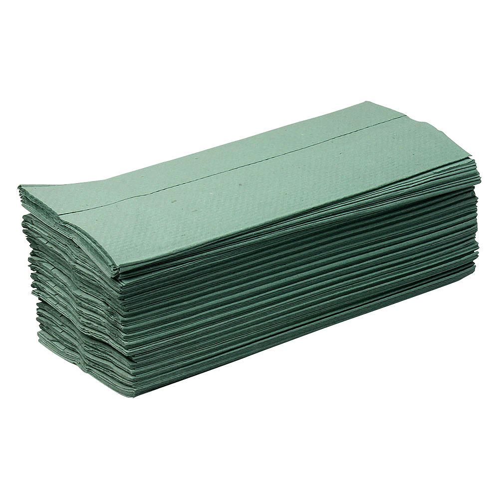 Green C Fold Paper Hand Towels