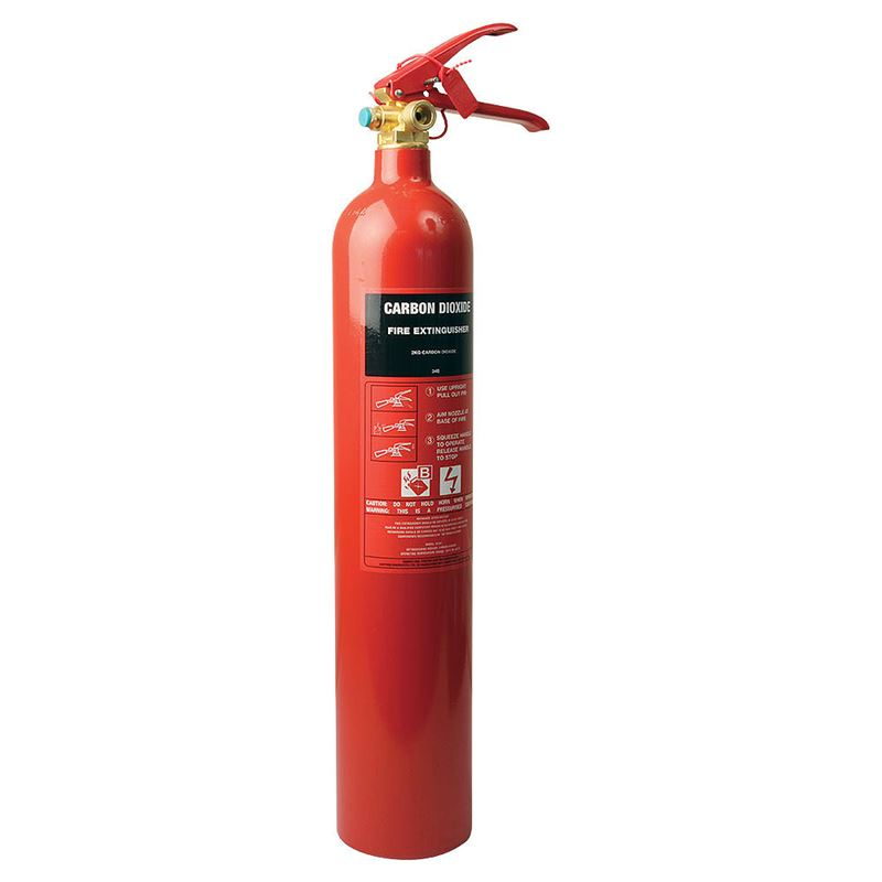 Fire Extinguisher - CO2
