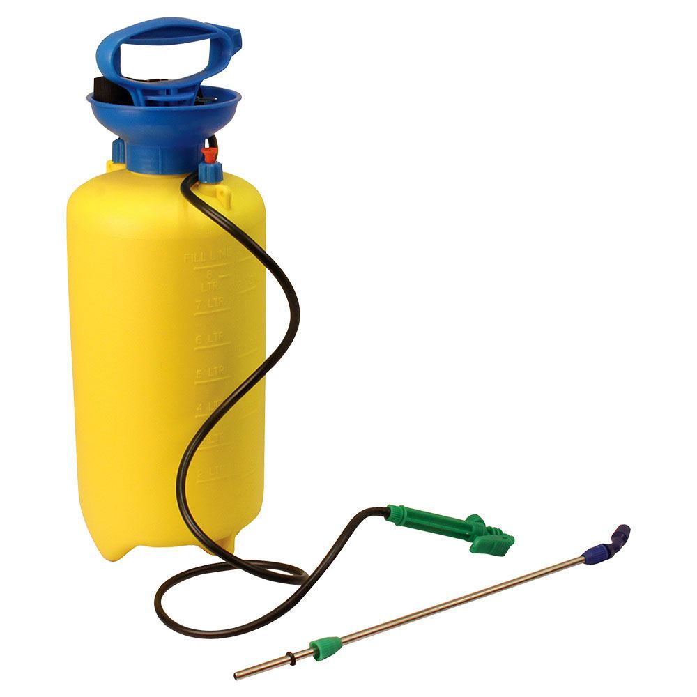 Garden Spray - Hand Pumped - 8 Litre