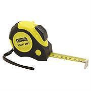 Measuring Tapes, Rules, Sticks and Accessories