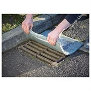 Ecospill Bentonite Clay Drain Mats - Pack of 2