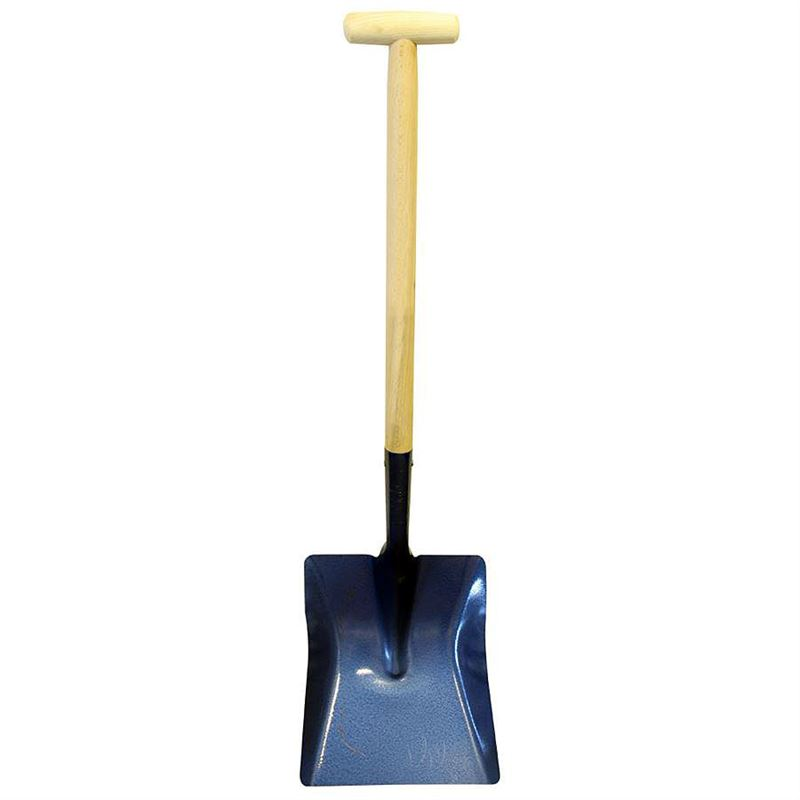 No. 4 Shovel - Wooden T Handle
