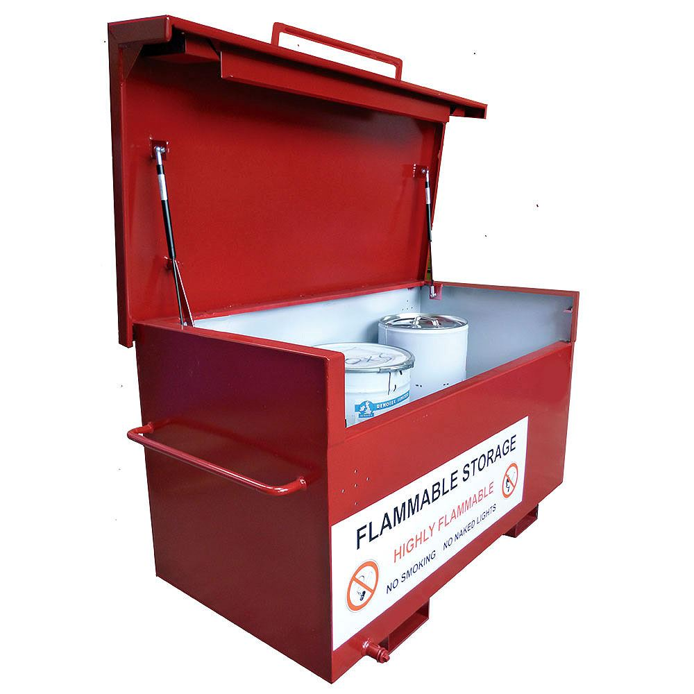 FlameSafe Flammable Storage Security Box