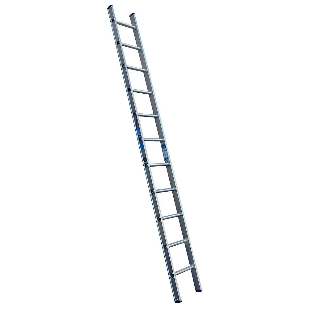 Heavy Duty D Rung Class 1 Aluminium Ladder