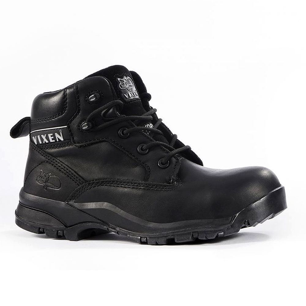 Rock Fall VX950A Onyx Ladies' Safety Boots