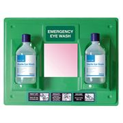 Blue Dot Emergency Eye Wash Station