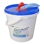 Germ Buster Wipes - Tub of 500