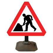 Louis Men At Work Roadworks Sign - 750mm