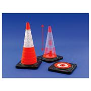 Collapsible Traffic Cone - 750mm